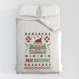 Meh! Christmas and a Crappy New Year Comforters
