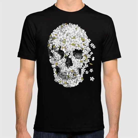 A Beautiful Death - mono T-shirt