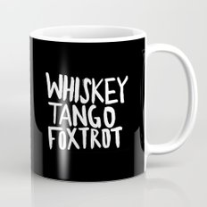 Whiskey Tango Foxtrot x WTF Mug