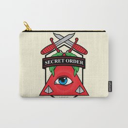 Secret Order Carry-All Pouch