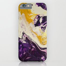 """Geaux Tigers"" by Laurie Ann Hunter iPhone Case"