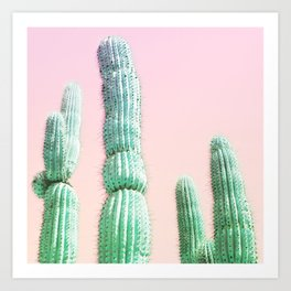 Cactus Pop Art Print