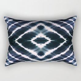 WAKE UP CALL INDIGO Rectangular Pillow