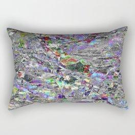 Technicolour: One Rectangular Pillow