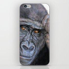 I Think Therefore I Am iPhone Skin