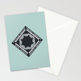 Hiking Trails-Strong as Nails Stationery Cards
