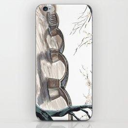 KINTAI BRIDGE iPhone Skin