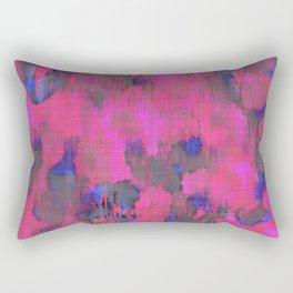 Lysergic Pink Rectangular Pillow