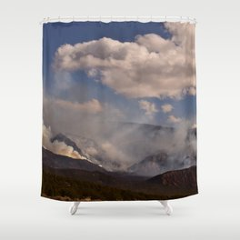 Cedar City Forest Fire - I Shower Curtain