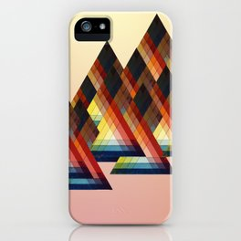 Learning to make fire iPhone Case