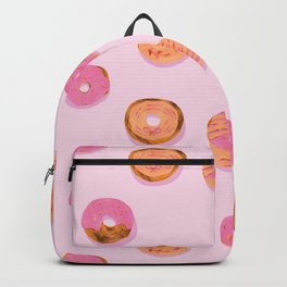Sweet donuts attack Backpack