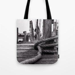 Mooring Hitch Tote Bag