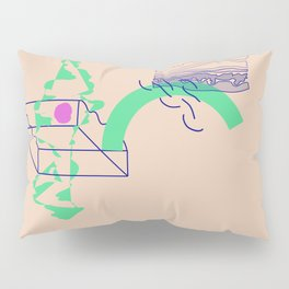 I needed space Pillow Sham