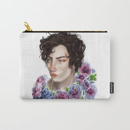 Boy Pose Carry-All Pouch