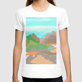 Heroes Climb Mountains T-shirt