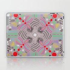 Magic paths pattern Laptop & iPad Skin