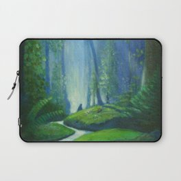 Summer Path Laptop Sleeve