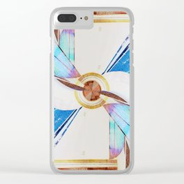 Weathervane Clear iPhone Case