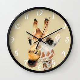 Chew Wall Clock