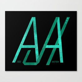 JX Canvas Print