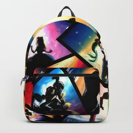 Magical silhouettes Backpack