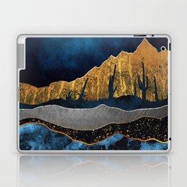 Midnight Desert Moon Laptop & iPad Skin