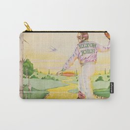 John - Goodbye Yellow Brick Road by Elton Carry-All Pouch