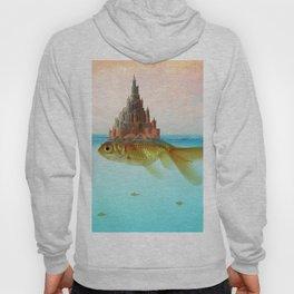 Goldfish Castle Island Hoody