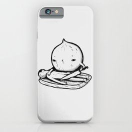 onion role reversal iPhone Case