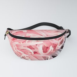 Anemone Flower Fanny Pack