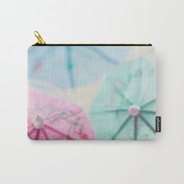 Vacation Colors Carry-All Pouch
