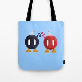 Bomb-Omb Love Tote Bag