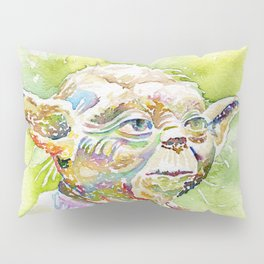 Yoda The Jedi Master Pillow Sham