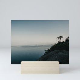 Palisade Head, Minnesota | Nature and Landscape Photography Mini Art Print