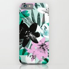 Tropical Floral iPhone 6s Slim Case