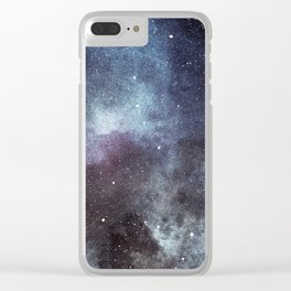 A Little Slice of Heaven Clear iPhone Case