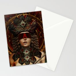 Ad maiorem Dei gloriam (A.M.D.G.) Stationery Cards