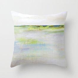 Grisant série horizon Throw Pillow