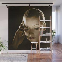 Greta Garbo Wall Mural