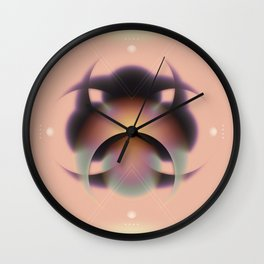 Home Invasion Wall Clock