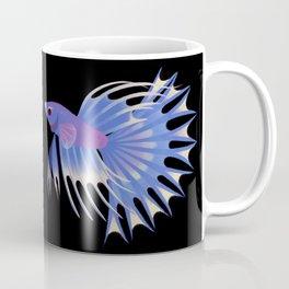 Two crowntail bettas Coffee Mug