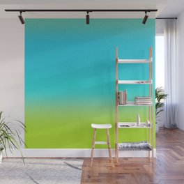 Re-Created Color Field No. 5 by Robert S. Lee Wall Mural