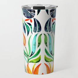 Tropical Toucans Travel Mug