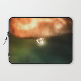 Just a drop of water in an endless sea Laptop Sleeve