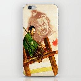 YoJimbo Style B iPhone Skin