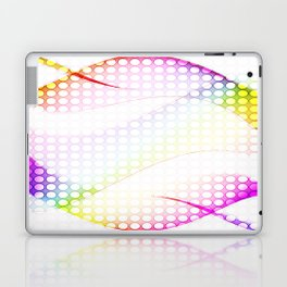 abstract colorful tamplate Laptop & iPad Skin