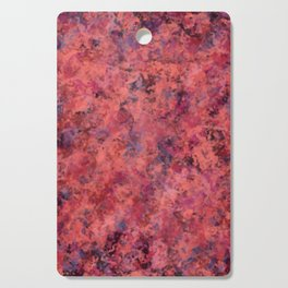 Coral Clouds Cutting Board