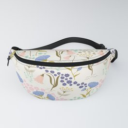 Tulips and Roses Fanny Pack