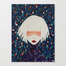 M#1 Canvas Print
