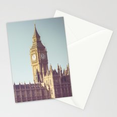 Dreaming Big Ben Stationery Cards